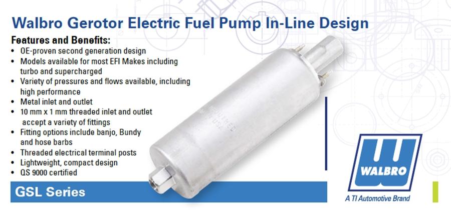 automotive charts fuel pump pressure charts