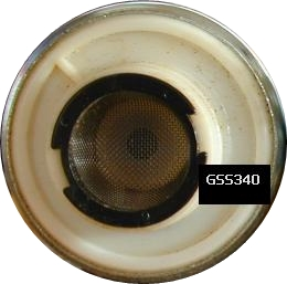 GSS340 GSS350 - 22mm centered inlet difference