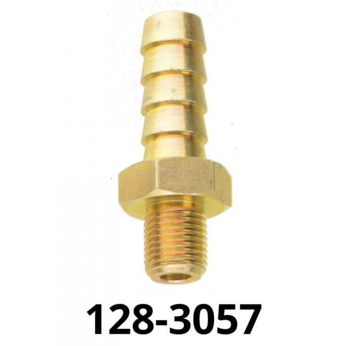 Walbro Fitting Bundy outlet or inlet 128-3012