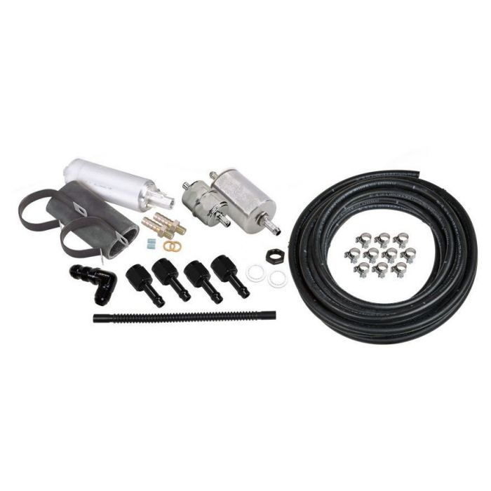 Walbro 255 LPH Fuel Pump Kit for Holley Sniper and FiTech EFI Systems