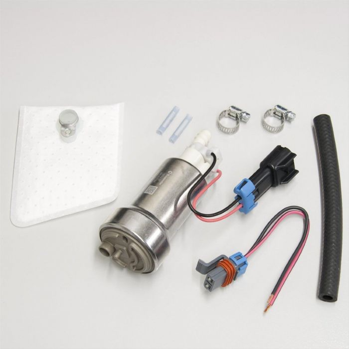 New Walbro E85 Racing High Performance 450LPH Fuel Pump /& Install Kit F90000274