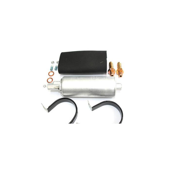 Walbro GSL392 Inline Fuel 255LPH Pump + 400-939 Install Kit