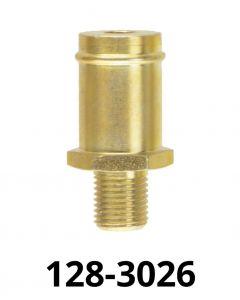 Walbro 15mm Od Inline Fuel Pump Fitting - 128-3026