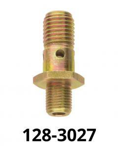 Walbro 12mm Banjo Inline Fuel Pump Fitting - 128-3027