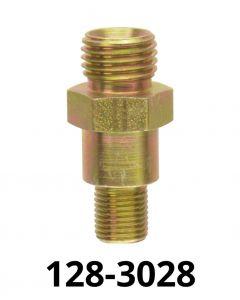 Walbro 14mm Din Inline Fuel Pump Fitting - 128-3028