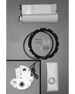 Walbro TU204 Fuel Pump Full Assembly Module OE Replacement